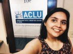 During my summer internship at the ACLU of Iowa