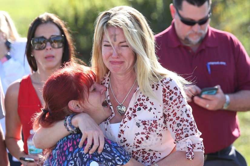 Parkland Florida Mass Shooting: No More Thoughts and Prayers